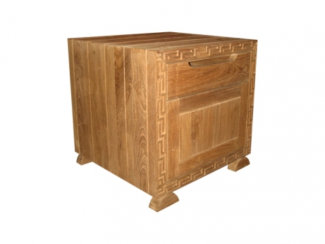 Teak Furniture Malaysia bedside tables hudson bedside table