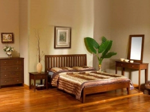Teak Furniture Malaysia bed frames chelsea bed