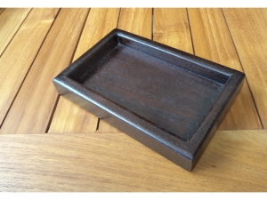Teak Furniture Malaysia miscellaneous small coffee tray
