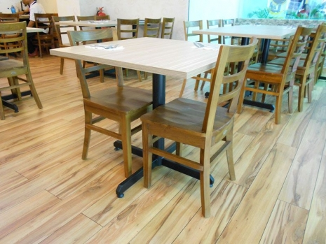 Teak Furniture Malaysia indoor dining chairs dome chair