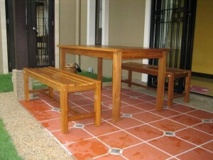 Teak Furniture Malaysia outdoor benches florence bench