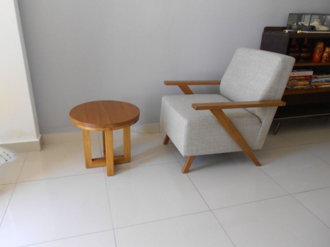 Teak Furniture Malaysia indoor coffee & side tables misore side table