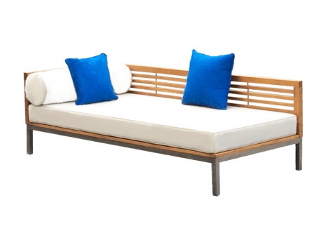 Teak Furniture Malaysia outdoor sofa accura day bed