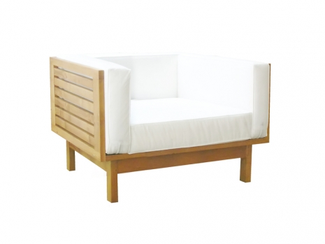 Teak Furniture Malaysia outdoor sofa scania sofa 1 seater