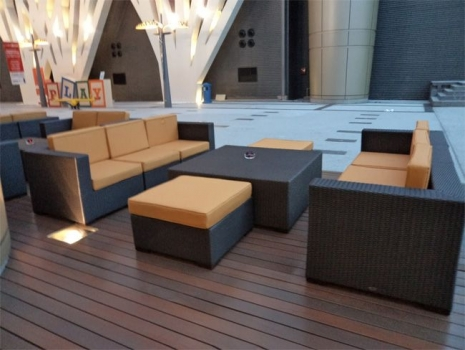 Teak Furniture Malaysia outdoor coffee & side tables reunion ottoman