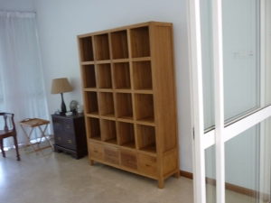 Teak Furniture Malaysia sideboards, consoles, bookcases and bookshelves tiara bookshelf