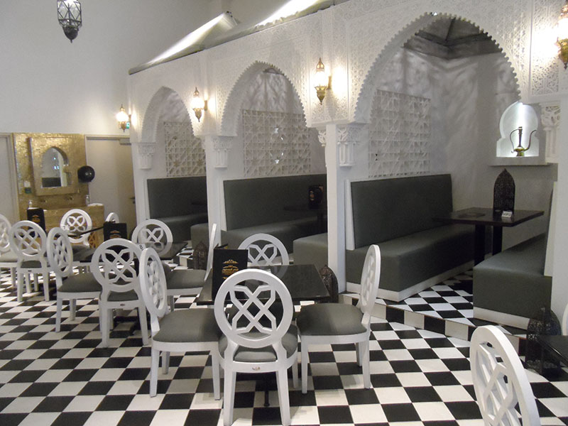 restaurant furniture madfoon palace