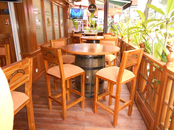 restaurant furniture healy macs