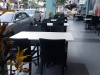 restaurant furniture side walk cafe